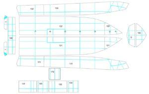 (beroeps) visboot 7,50 m